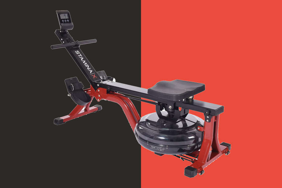 Stamina X Water Rower, $599,99 at Dick's Sporting Goods and $579 at Amazon Photo: Dick's Sporting Goods/Hearst Newspapers