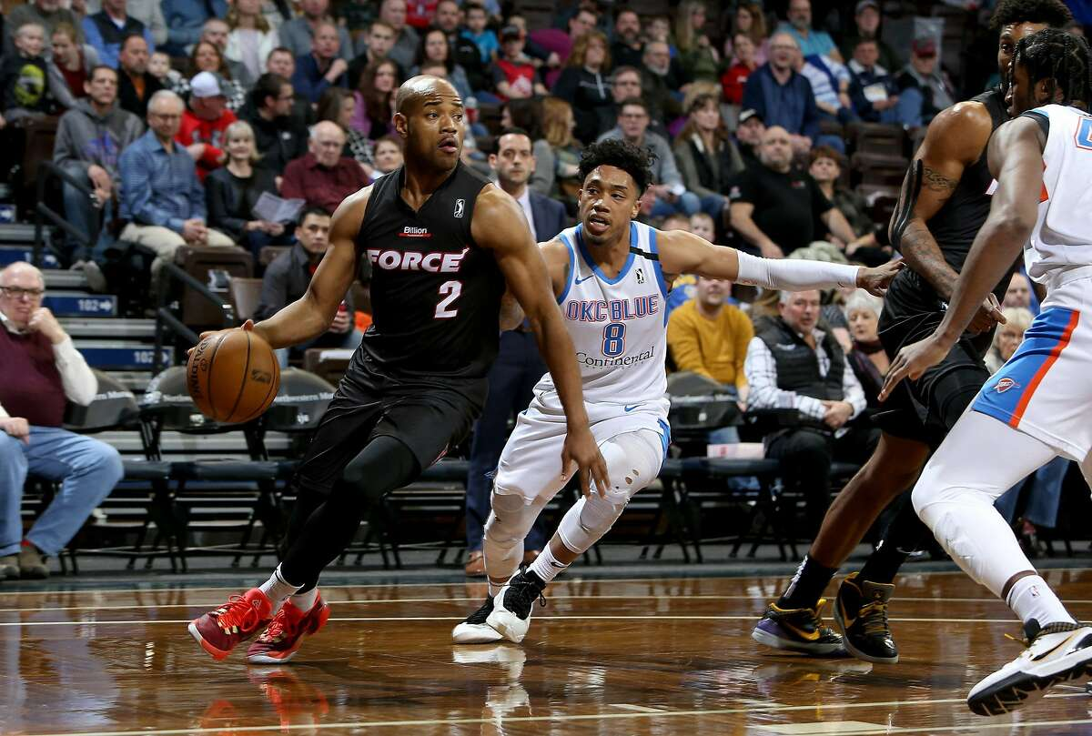 Before recently signing with G League Ignite - a developmental team based in Walnut Creek - Jarrett Jack spent two seasons with the Sioux Falls Skyforce.