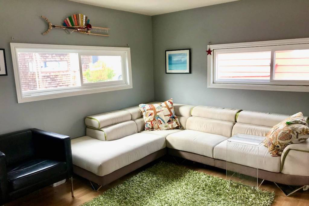 2-bedroom Sausalito houseboat: Guess the rent
