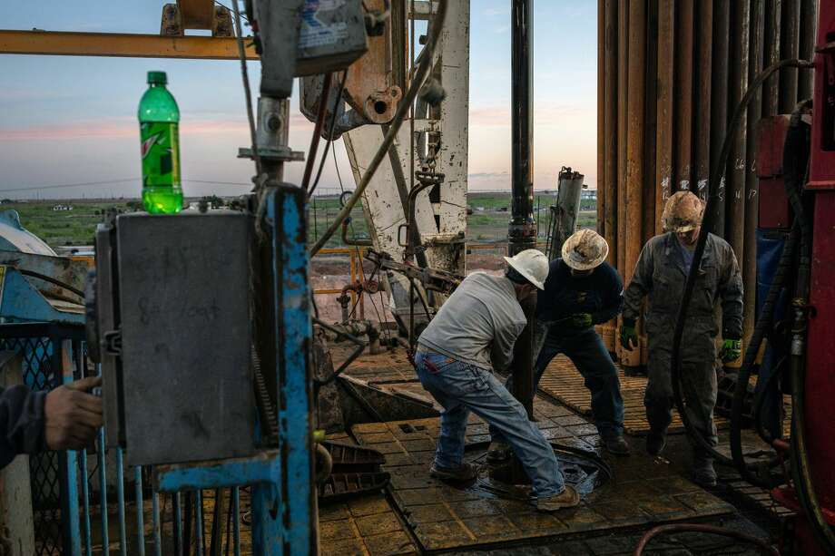 While the oil and gas industry has undergone economic devastation amid the pandemic, one industry veteran sees opportunity for the industry to emerge healthier, more disciplined and focused on slower growth and returning cash to investors. Photo: TAMIR KALIFA/NYT