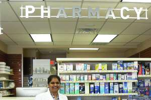 Naga Mulpuri is the owner and pharmacist at Unity Pharmacy, an independent pharmacy at 1326 Post Road.