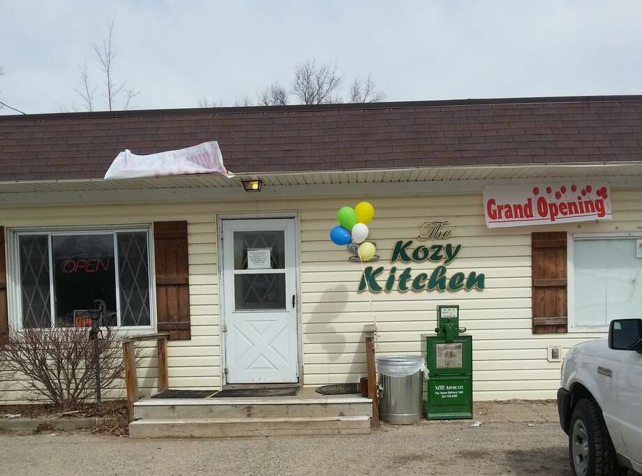 Annie's Kozy Kitchen opened in Wellston in spring 2014. Owner Annie Vanover is excited to be able to reopen for indoor dining next month following an announcement from Gov. Gretchen Whitmer on Friday. (File photo) Photo: File Photo