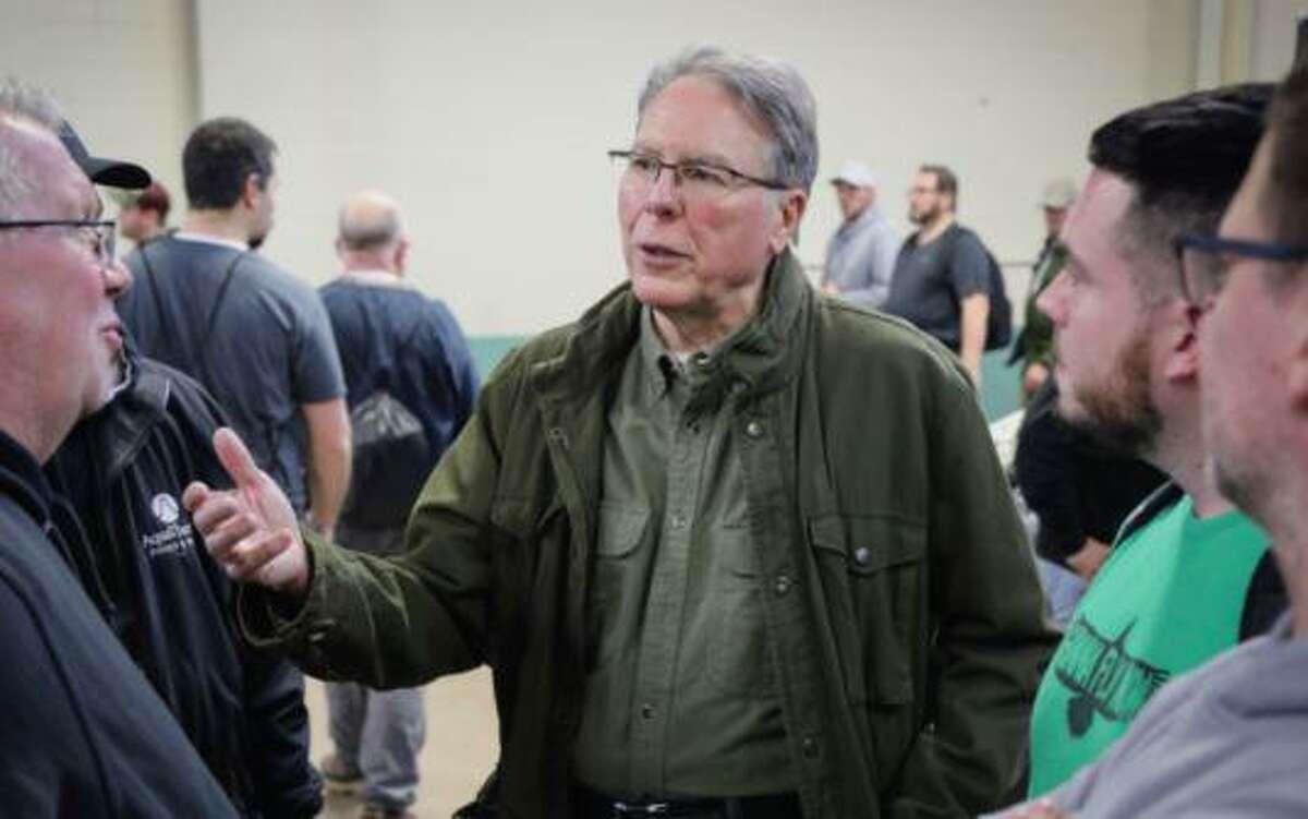 Wayne LaPierre, NRA CEO and executive vice president.