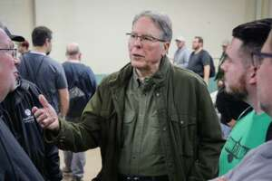 Wayne LaPierre, NRA CEO and executive vice president.