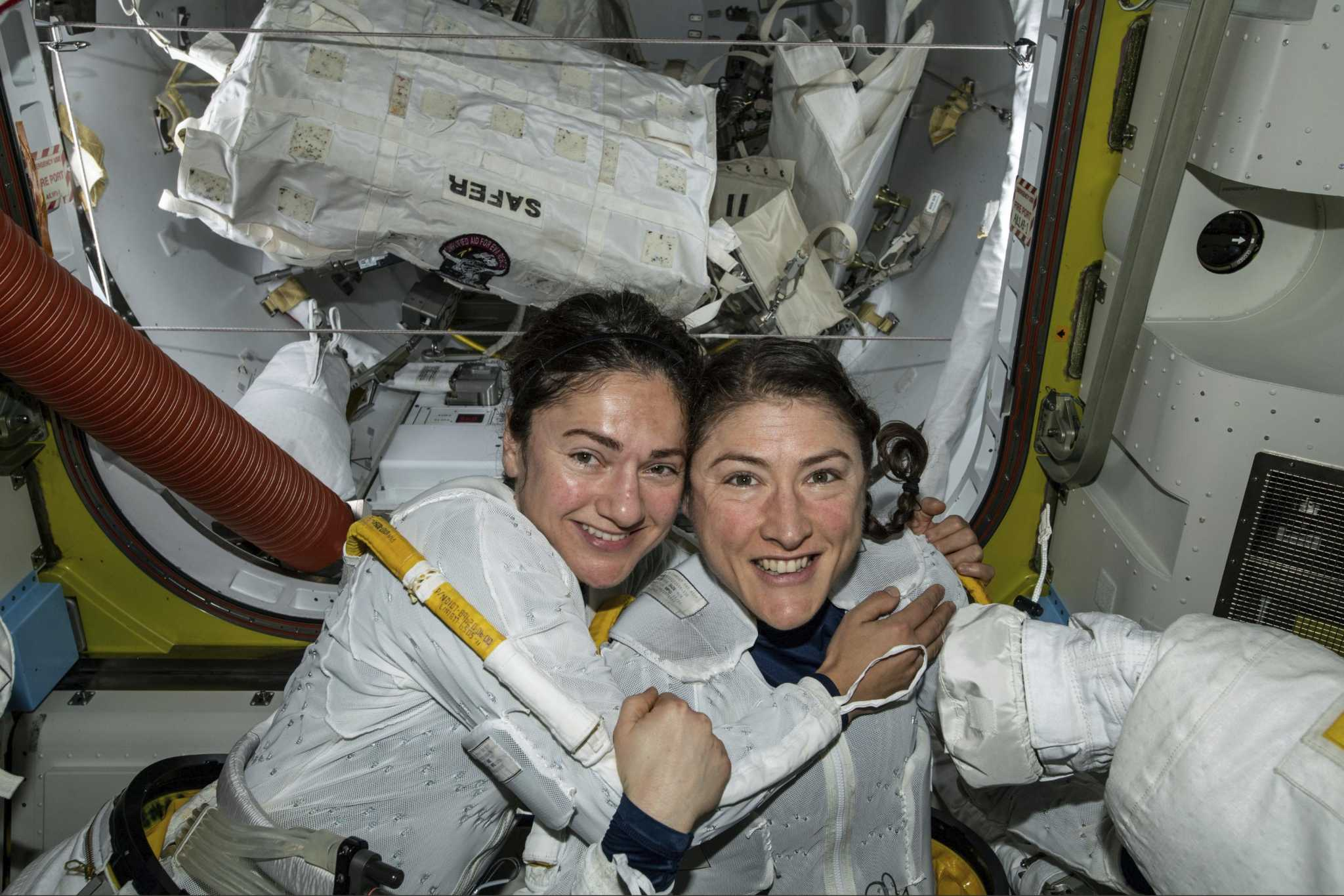 Opinion: The future of spaceflight is female
