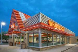 Whataburger went retro when it recently remodeled its restaurant at 7007 S. Zarzamora St., making use of the iconic A-frame style created by founder Harmon Dobson.