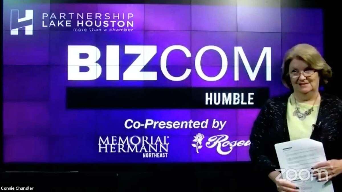 Partnership Lake Houston Humble BizCom was held virtually on Jan. 21, 2021.