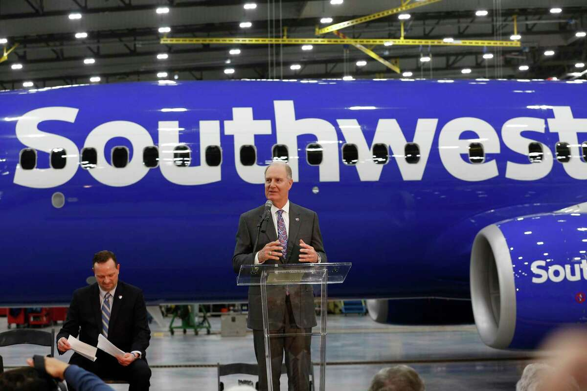 Southwest Airlines is moving back to Bush Airport. The airline previously flew out of IAH, but since 2005 has flown to and from Houston out of Hobby, according to earlier reporting.