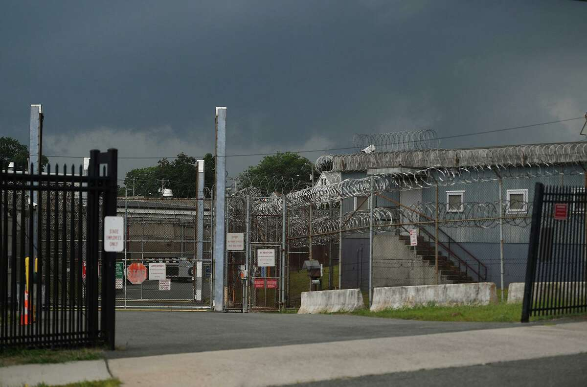 The Bridgeport Correctional Center on North Avenue in Bridgeport, Conn. on Monday, August 19, 2019.