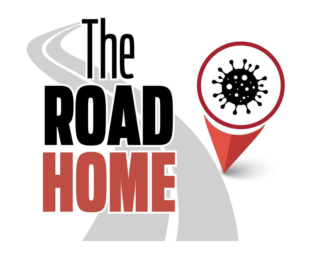 Logo for Road Home series