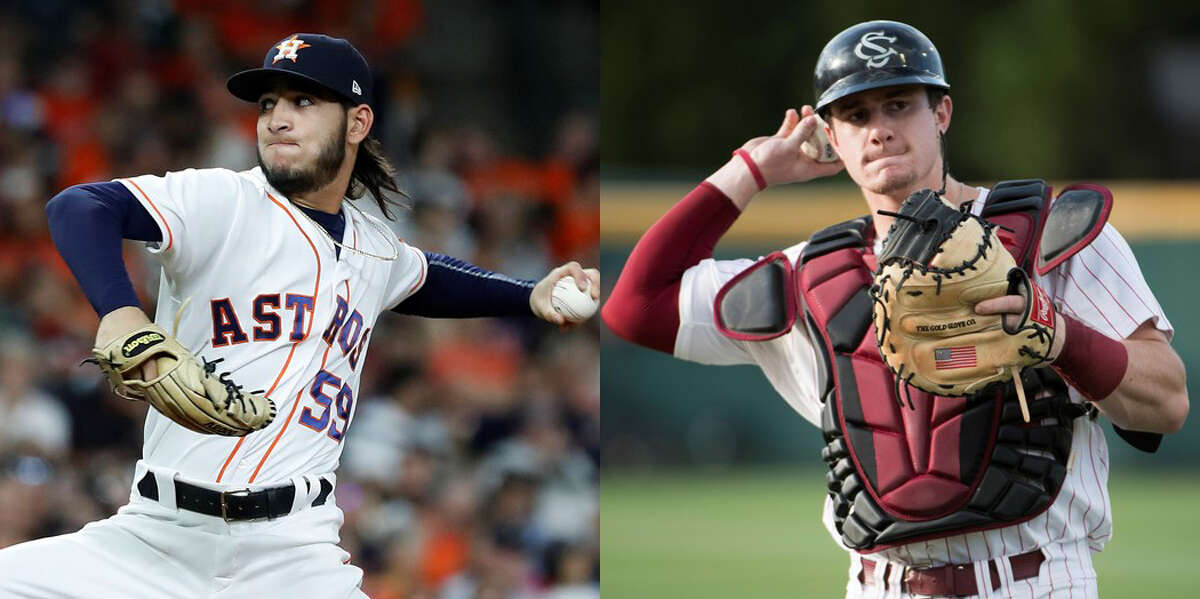 The Astros traded lefthanded reliever Cionel Pérez to the Reds for minor league catcher Luke Berryhill.