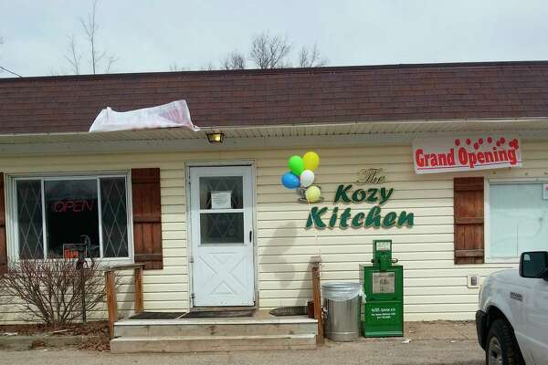 Annie's Kozy Kitchen opened in Wellston in spring 2014. Owner Annie Vanover is excited to be able to reopen for indoor dining next month following an announcement from Gov. Gretchen Whitmer on Friday. (File photo)