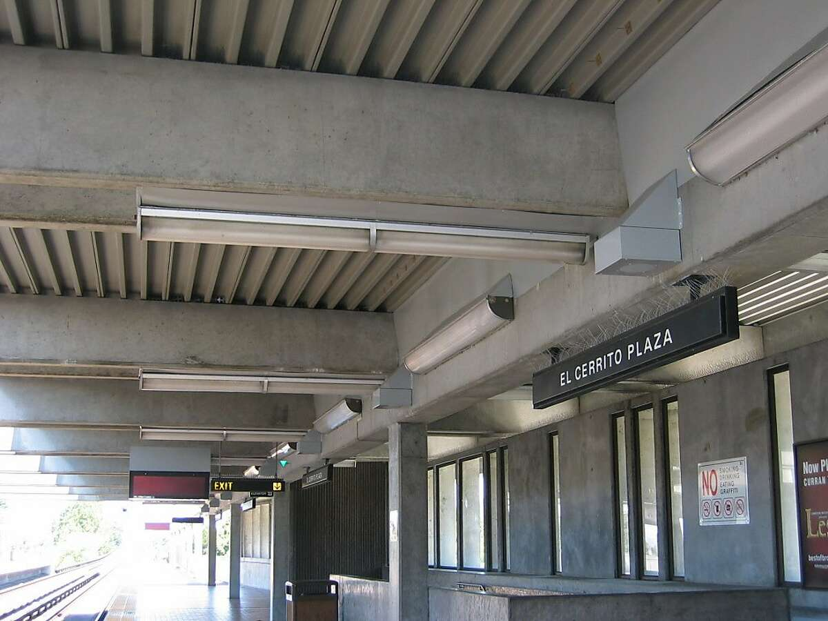 A stabbing sent one man to the hospital following an argument at the El Cerrito Plaza BART station.