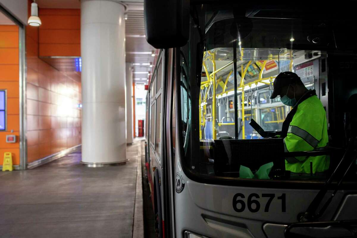 Muni operators and other transportation workers are among those seeing a significant increase in deaths during the pandemic.