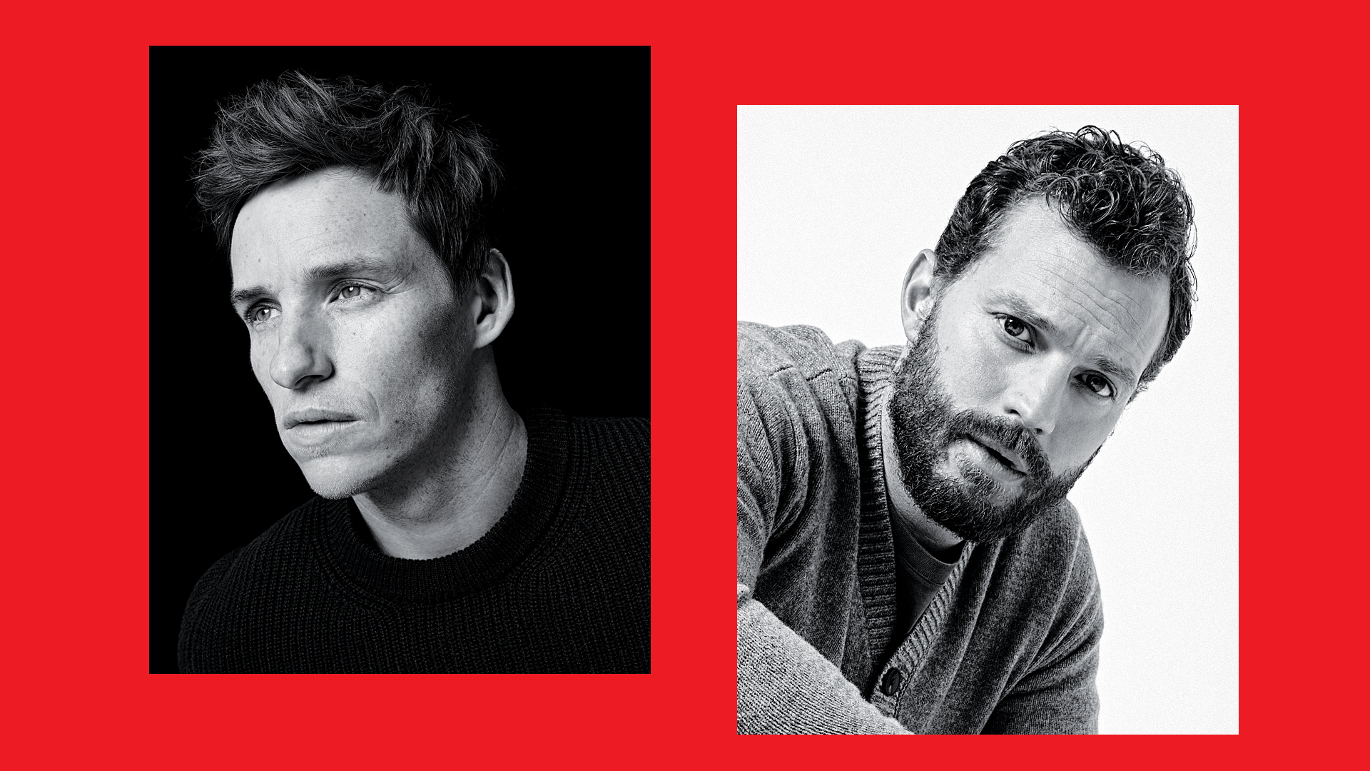 Jamie Dornan and Eddie Redmayne Look Back on Audition Nightmare Stories When They Used to Be Roommates