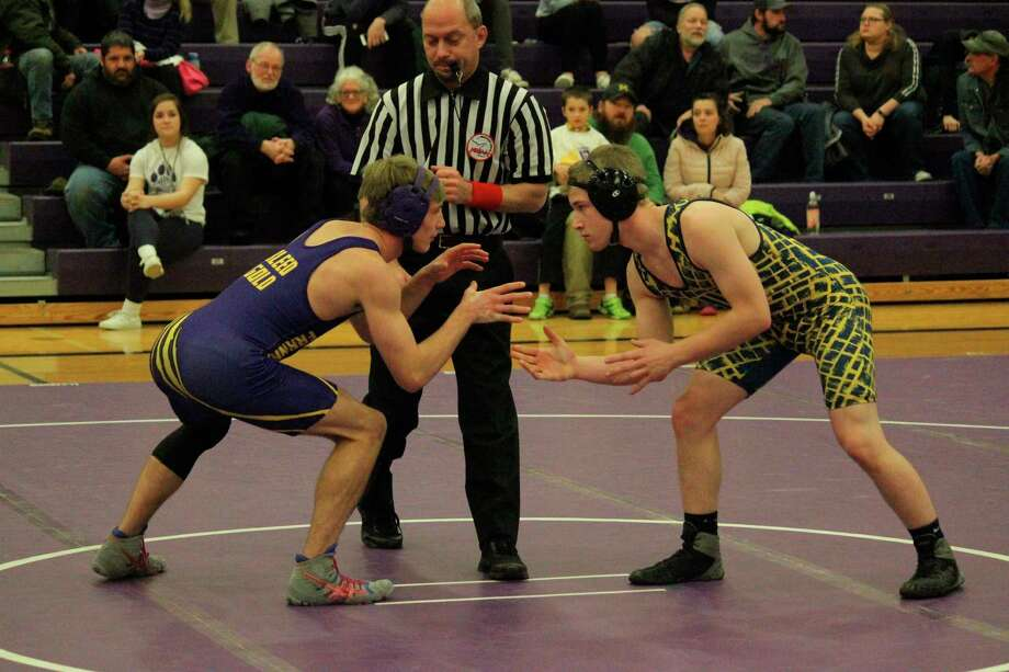 The latest directive from the state delayed the wrestling season for a fifth time, now pushing contact practices back to Feb. 21. (Record Patriot file photo)