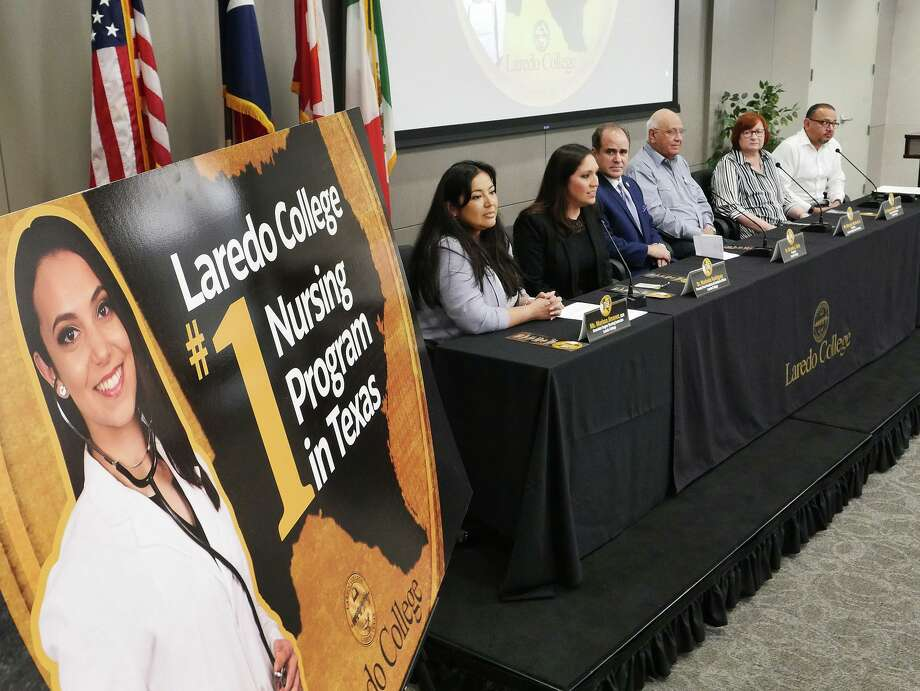 Laredo College's Associate Degree in Nursing Program was ranked as the top program in Texas. Photo: Cuate Santos /Laredo Morning Times File / Laredo Morning Times