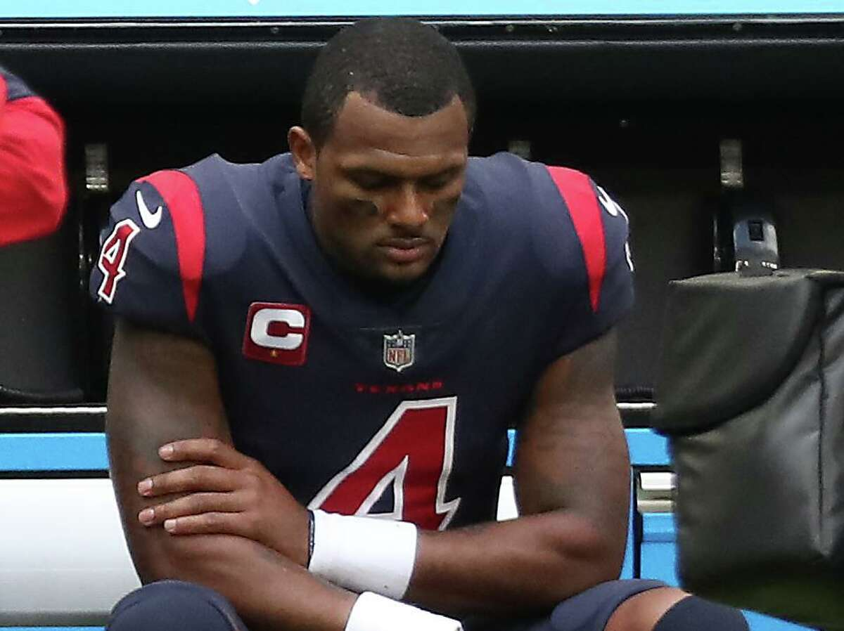 While Texans quarterback Deshaun Watson hasn't publicly demanded a trade, reports continue to circulate that he wants out of Houston.