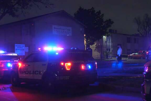 A man was shot and killed Jan. 25, 2021, in the parking lot outside the Broadway Casa Apartments, near Hobby Airport.