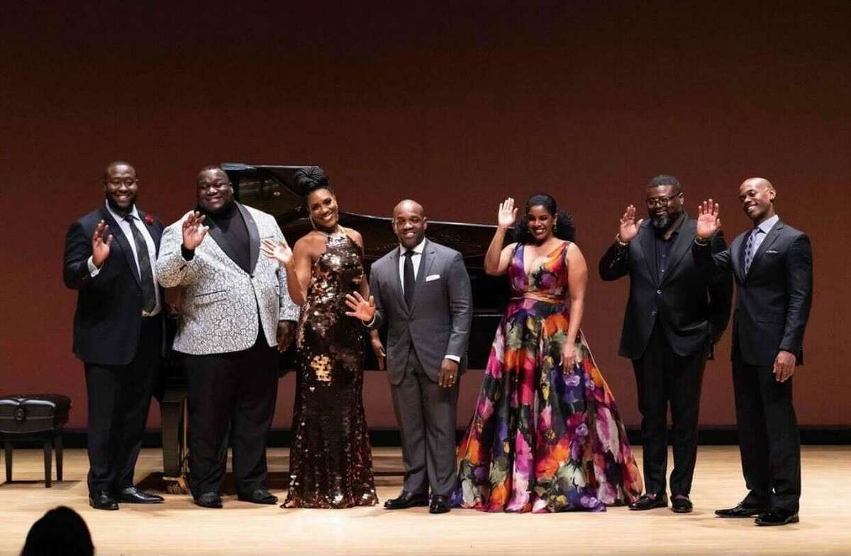 Houston Grand Opera's Giving Voice concert is available for stream through February 21.