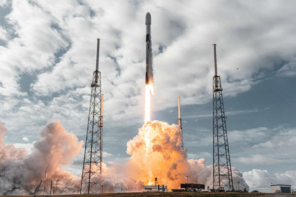 Transporter-1, SpaceX's first dedicated SmallSat Rideshare Program mission, launched Sunday, Jan. 24, 2021, from Cape Canaveral Space Force Station in Florida.
