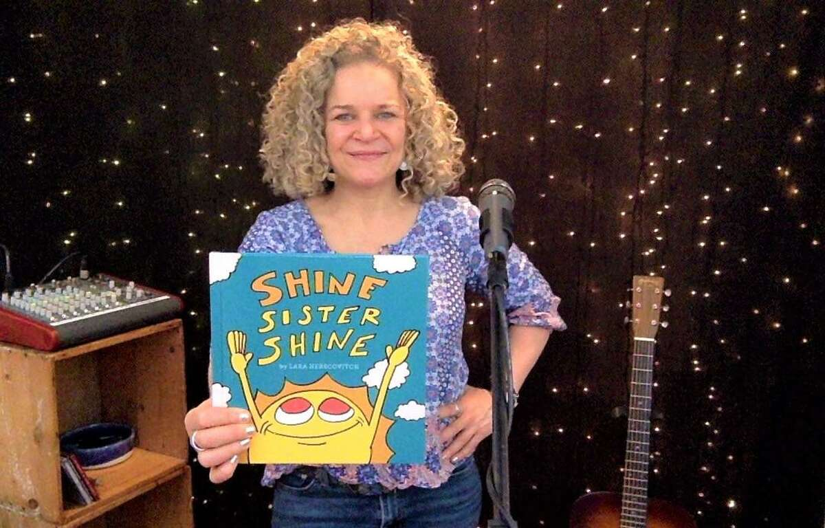 Former Connecticut state troubadour and Durham resident Lara Herscovitch has released a storybook,