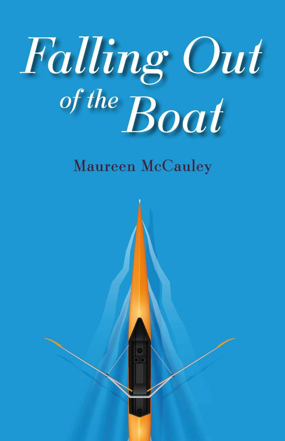 """""""Falling Out of the Boat"""" by Maureen McCauley."""