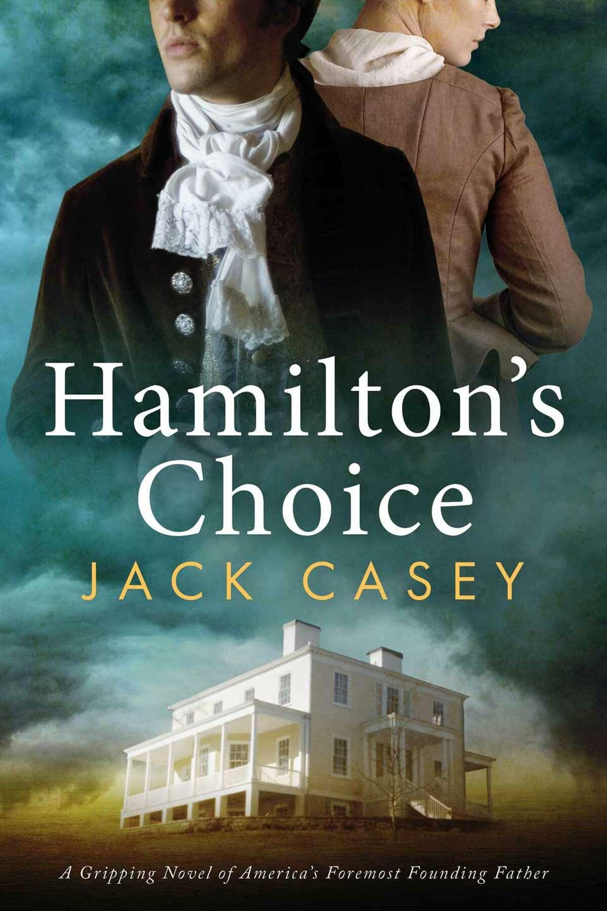 """""""Hamilton's Choice"""" by Jack Casey."""