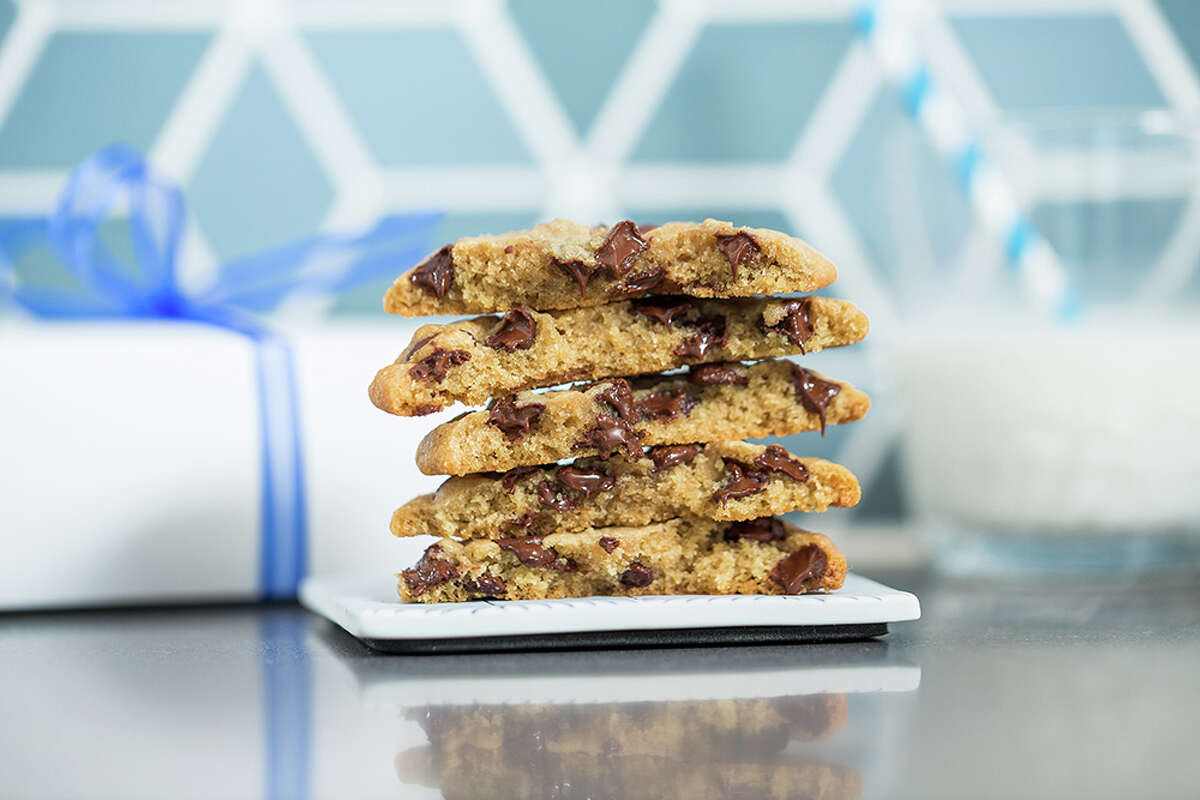 Leon and Tiffany Chen founded cookie-delivery company Tiff's Treats in 1999.