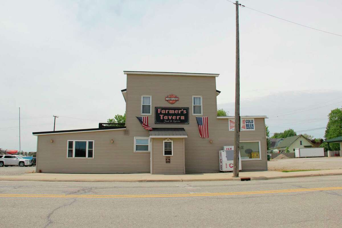 The Farmers Tavern in Ruth (Tribune File Photo)