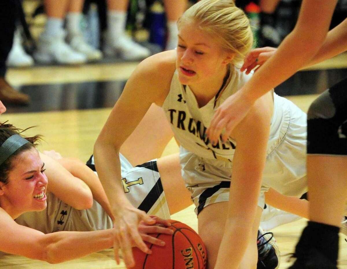 Trumbull's Emma Gentry is back after for her junior year after missing time because of surgery.