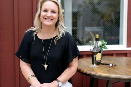 Katie Bundschu says her two wineries, Gundlach Bundschu and Abbot's Passage, are kind of reopening this week, but she knows it will be a long time before the tasting rooms return to normal.