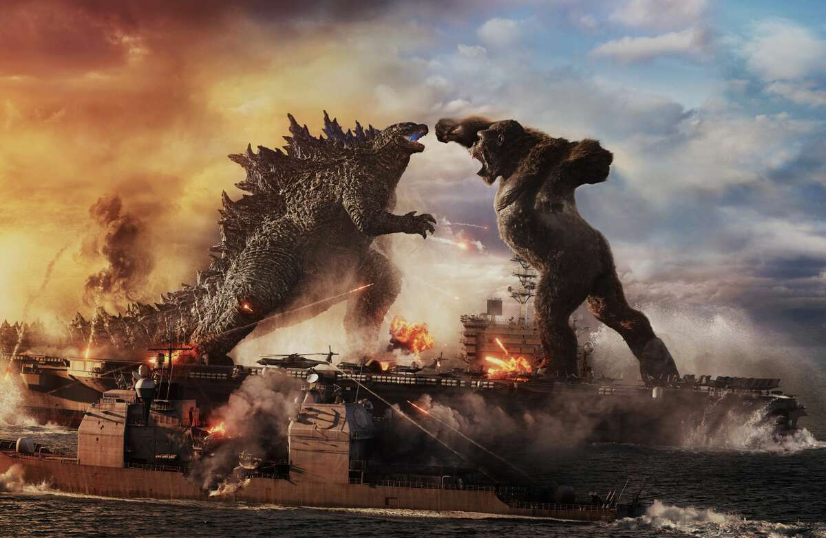 """""""Godzilla vs. Kong"""" premieres on HBO Max on March 26, 2021. It looks like it will be awesome."""
