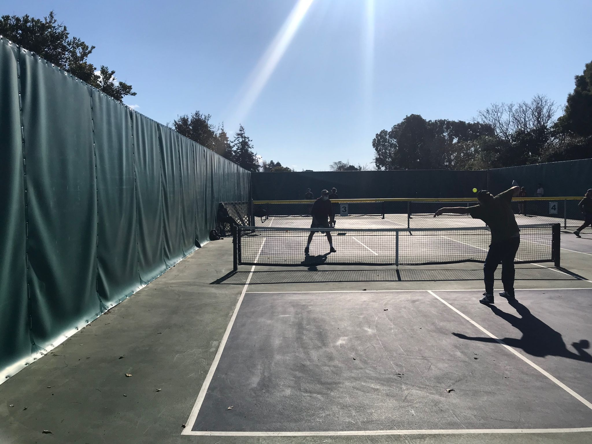 Pickleball is invading Bay Area tennis courts. Is that a good thing?