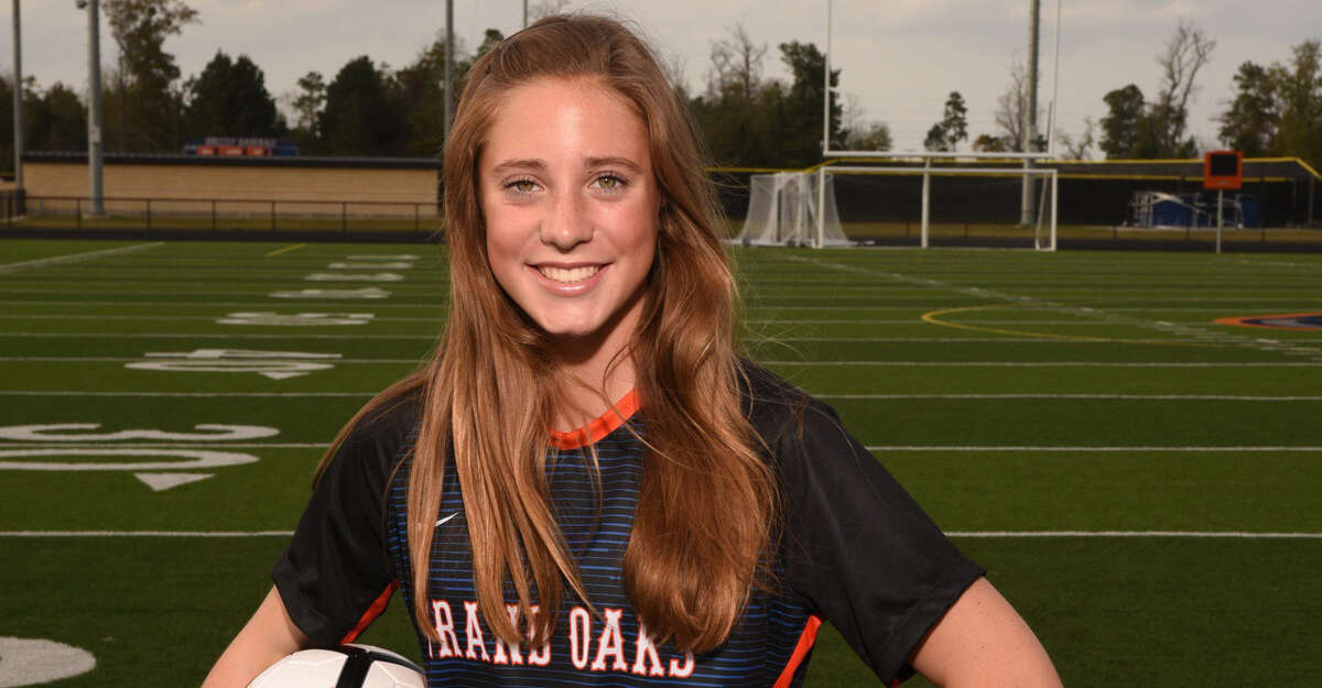Grand Oaks' Reese Rupe is the girls athlete of the week.