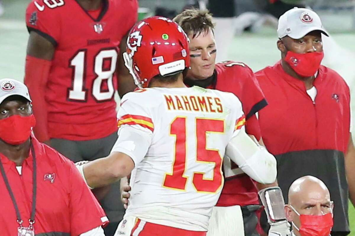Kansas City and Patrick Mahomes got the best of Tom Brady and Tampa Bay when the teams met in November.