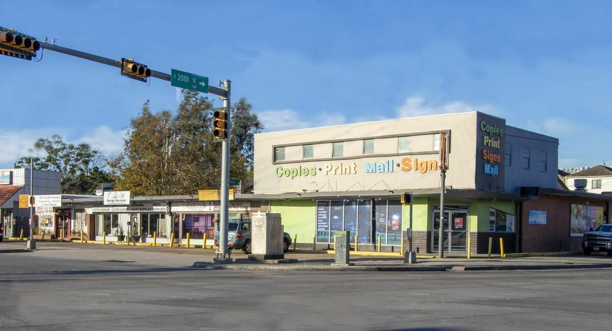 Wolf Capital Partners plans to redevelop the 10,625-square-foot building at 742 E. 20th in the Heights.