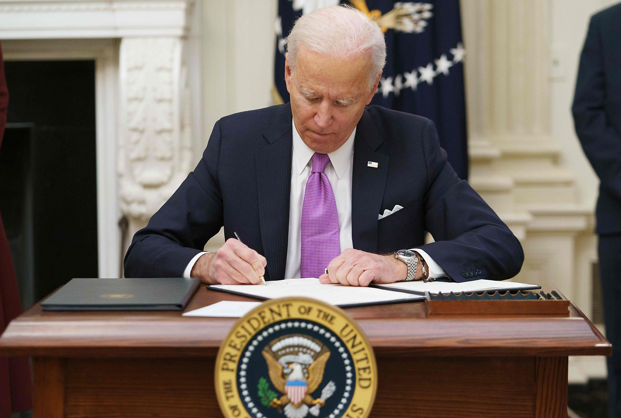 How Biden's new COVID executive orders compare to what California is already doing