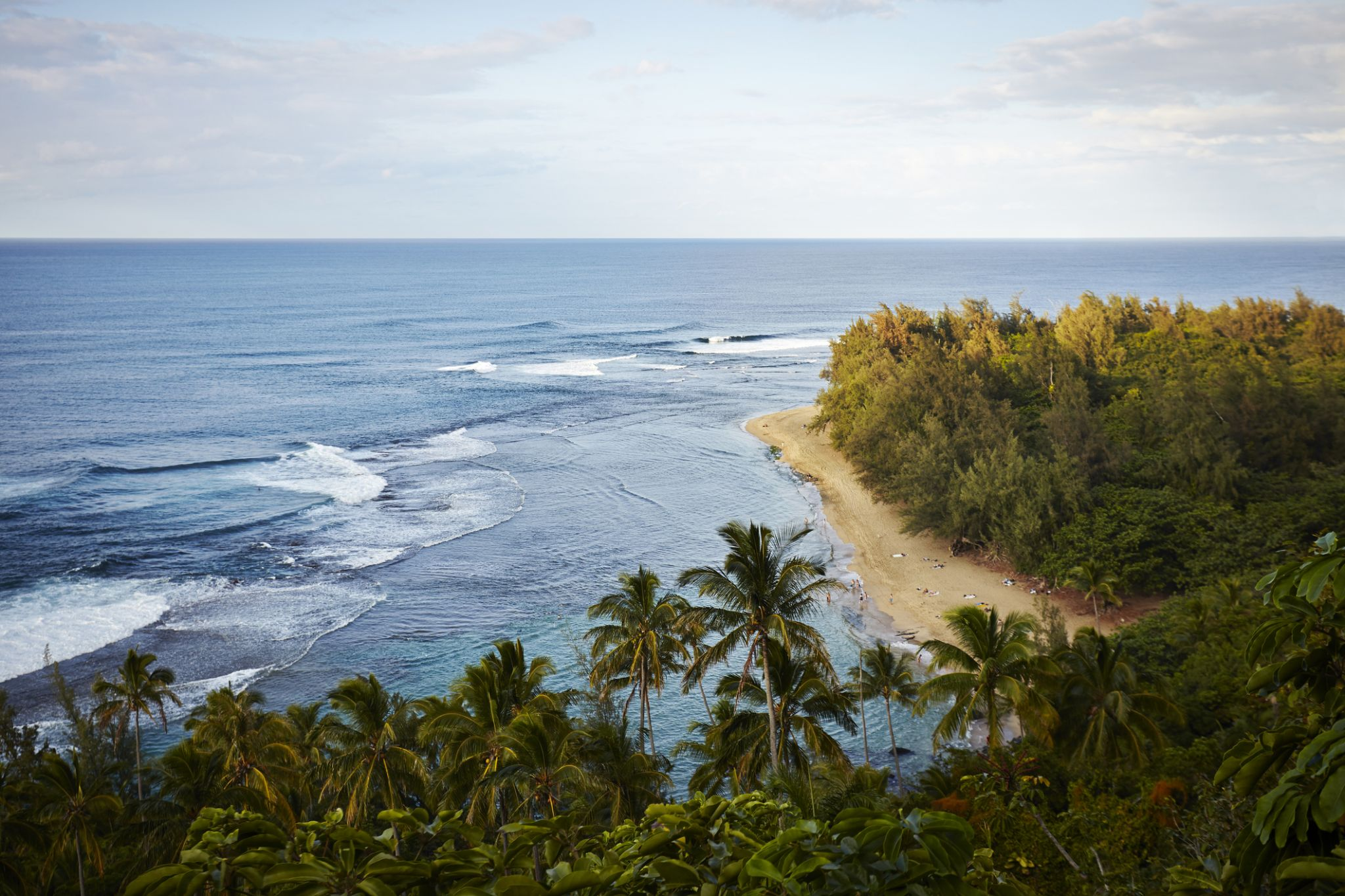How Hawaii is pioneering a new model of tourism for Haena State Park