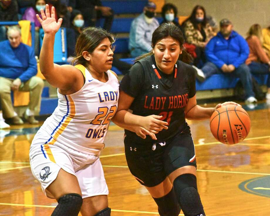 The Hale Center and Lockney girls are each trying to make the final push toward a playoff berth in District 4-2A. Photo: Nathan Giese/Planview Herald