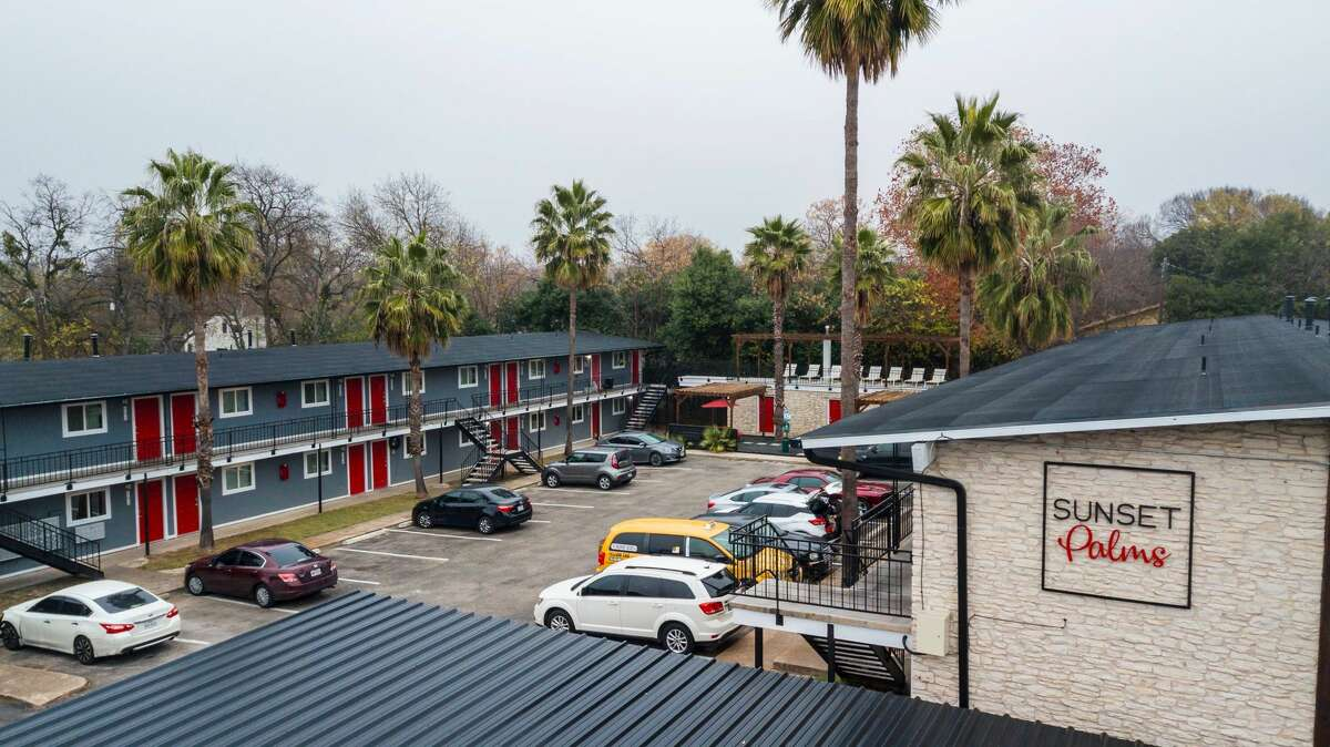 Rastegar Property Co. is among the largest owners of vintage apartments in the Austin market.
