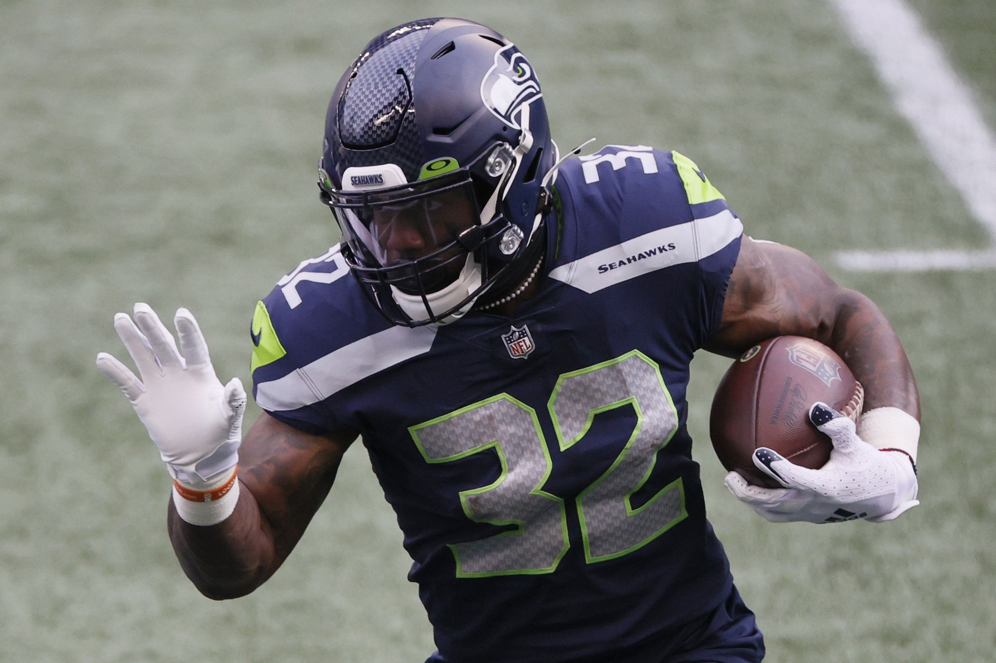 Who are the Seattle Seahawks' most important impending unrestricted free agents?