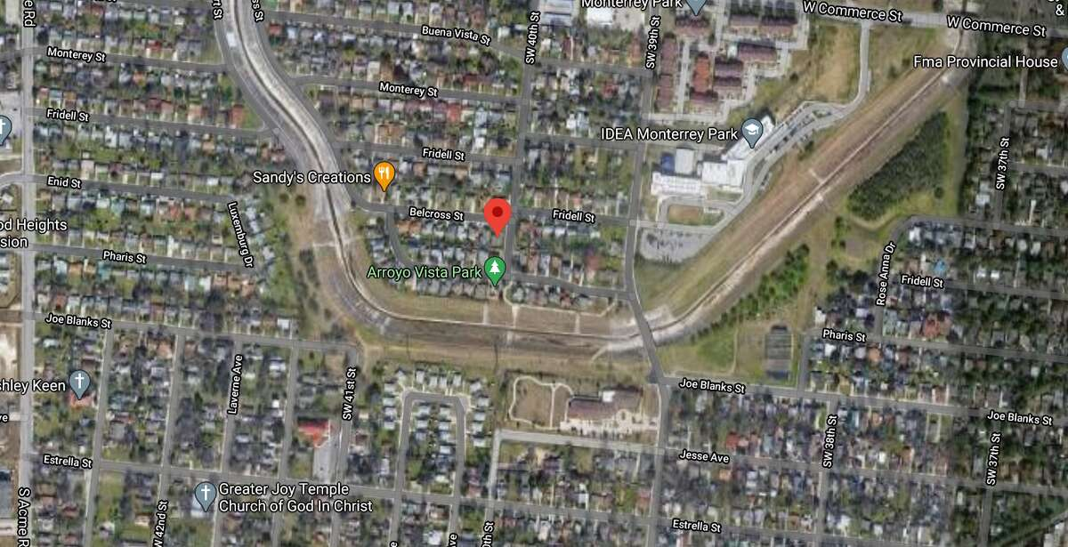 Police are releasing few details after a 15-year-old was shot and killed by another teenager Monday night at the 500 block of Belcross Street. The map shows the approximate location of the incident.