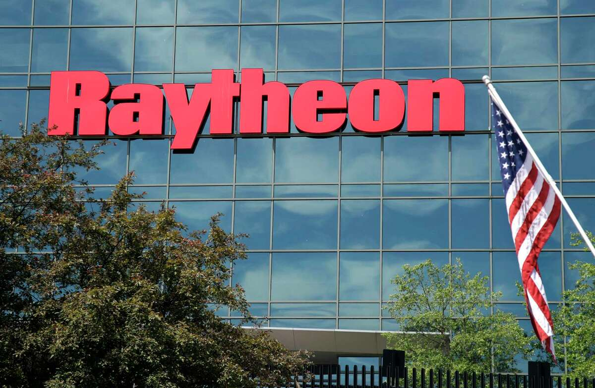 A Raytheon facility in Massachusetts where the company is based.
