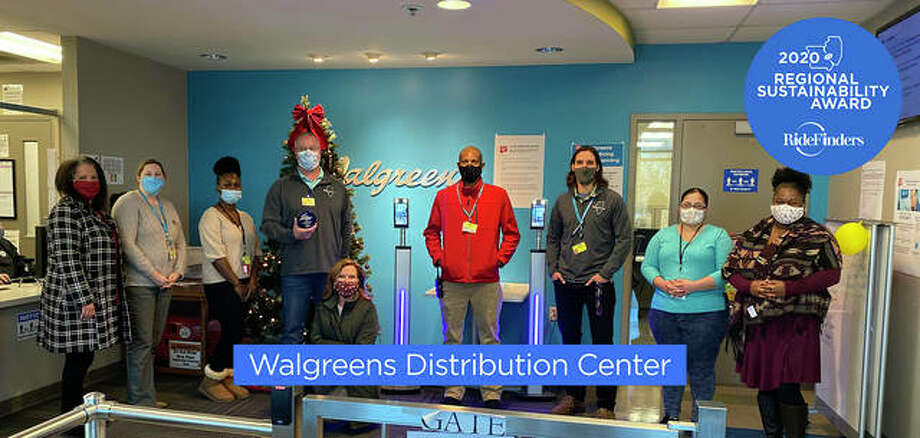 Walgreens Distribution Center employees Photo: Courtesy Of MCT