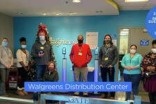 Walgreens Distribution Center employees