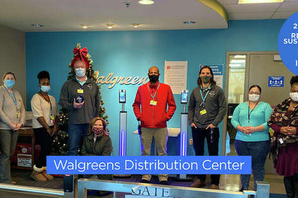 Walgreens Distribution Center employees