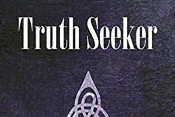 "Edwardsville writer Warren Mueller, a retired scientist, has written 10 books in his ""The Truth Seeker"" seriesx. His latest segment examines whether the books in the Bible are the only ones that should be there."