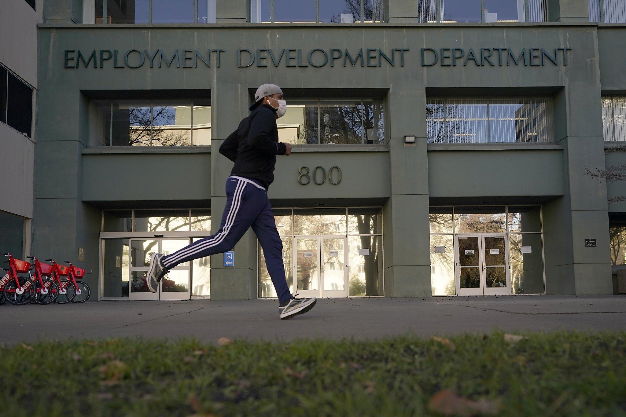 EDD mishandled California unemployment claims, auditor says