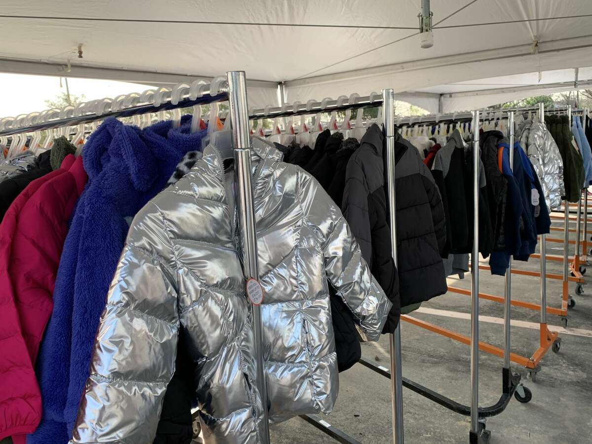 Lil Baby's Warm Wishes Coat Drive in Third Ward Houston.